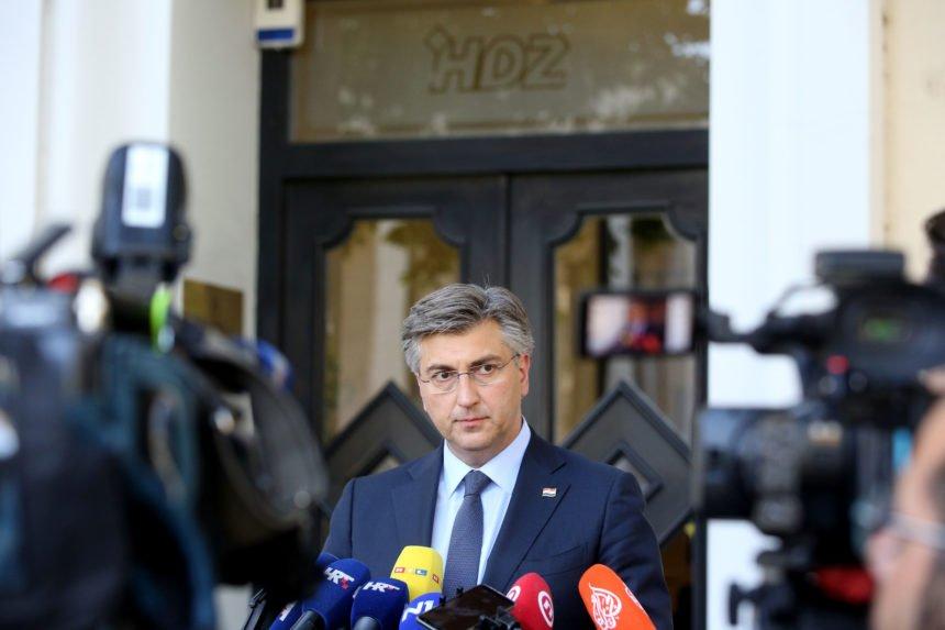 Poznaje li Plenković agresivnog Milenka Bašića kojemu je pogodovala Josipa Rimac?
