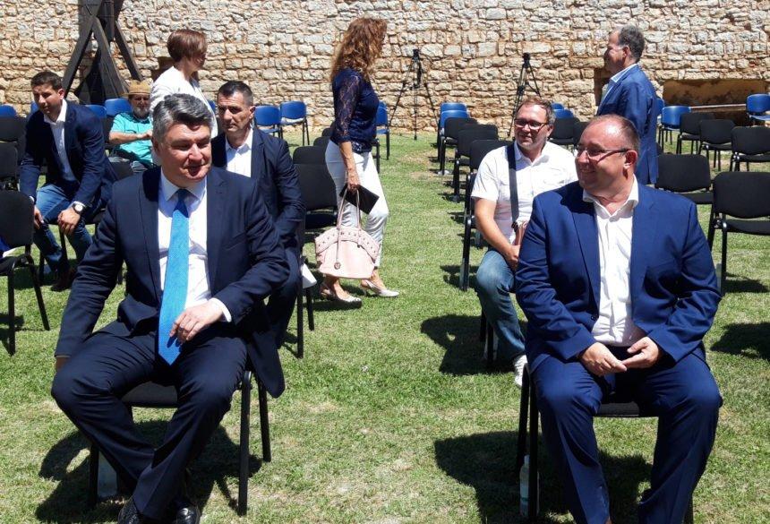 Milanović tvrdi da nikada do sada u kampanji nije bilo toliko laganja: Je li mislio na Plenkovića i Bernardića?