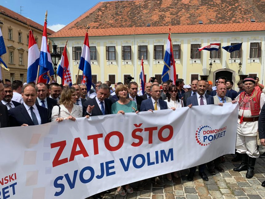 Škoro predao liste: Neki će biti s etnobiznismenima i žetončićima, a ja sam uvijek s hrvatskim narodom