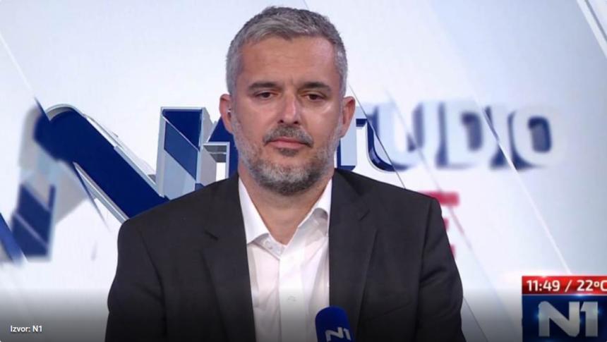 """Nino Raspudić upozorava: Božinović Hrvate iz BiH naziva """"istočnim susjedima"""". Zašto će stradati maturanti?"""