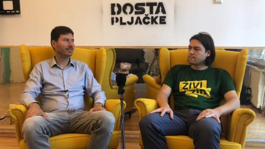 Sinčić i Pernar se pomirili: Plenković, bankari i tajna društva  bi najviše voljeli da se mi međusobno glođemo
