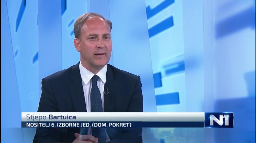 Bartulica optužio Božinovića da je s Mesićem radio na detuđmanizaciji: Što je rekao o Plenkoviću