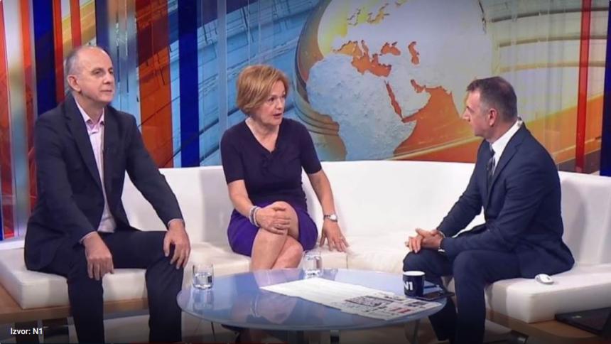 Ćurić o Plenkovićevoj listi: HDZ uvijek u bitku šalje autentične predstavnike desne struje, a onda drugi uživaju u ministarskim foteljama