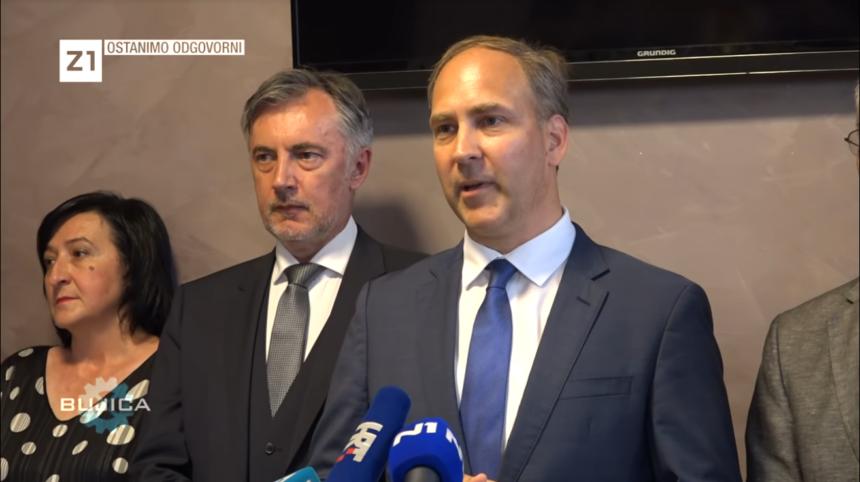 VIDEO: Stjepo Bartulica komentirao napad na policajca na Markovu trgu: Institucije su prilično izložene