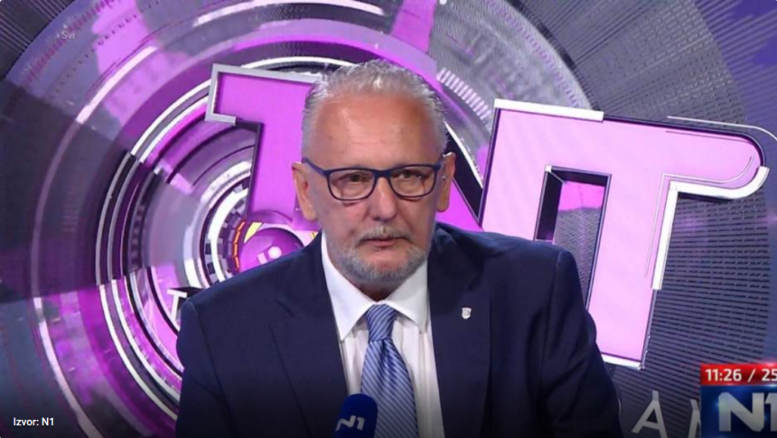 Božinović brani policajce koji su se obračunali s muškarcem bez maske: Naravno da će policija napraviti sve