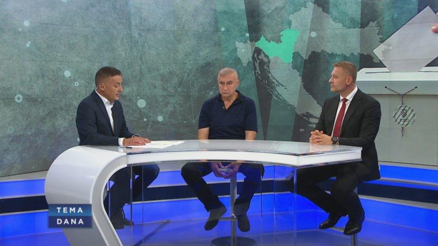 Ante Prkačin iz Domovinskog pokreta i Krešo Beljak iz Restart koalicije složili se oko jednog pitanja