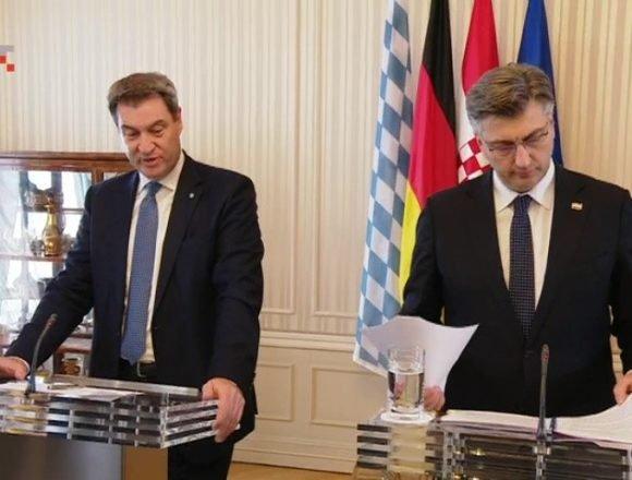 Plenkovićev prijatelj želi testirati sve Bavarce na koronavirus: Ima i onih koji se ne slažu s ovim prijedlogom