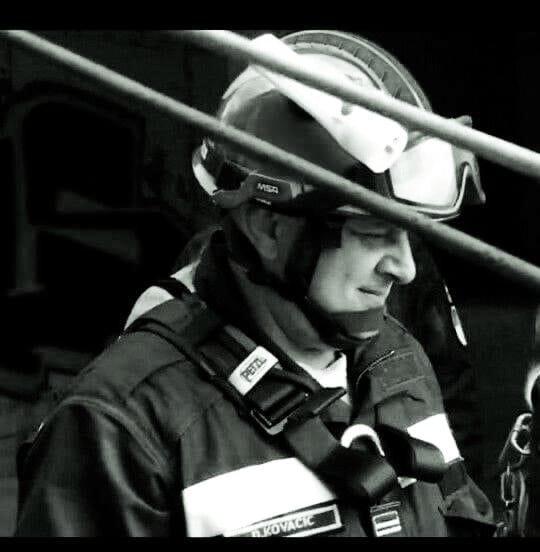 Hrabri vatrogasac Davor Kovačić preminuo je dok je spašavao druge: Čuvao si nesebično naš voljeni grad