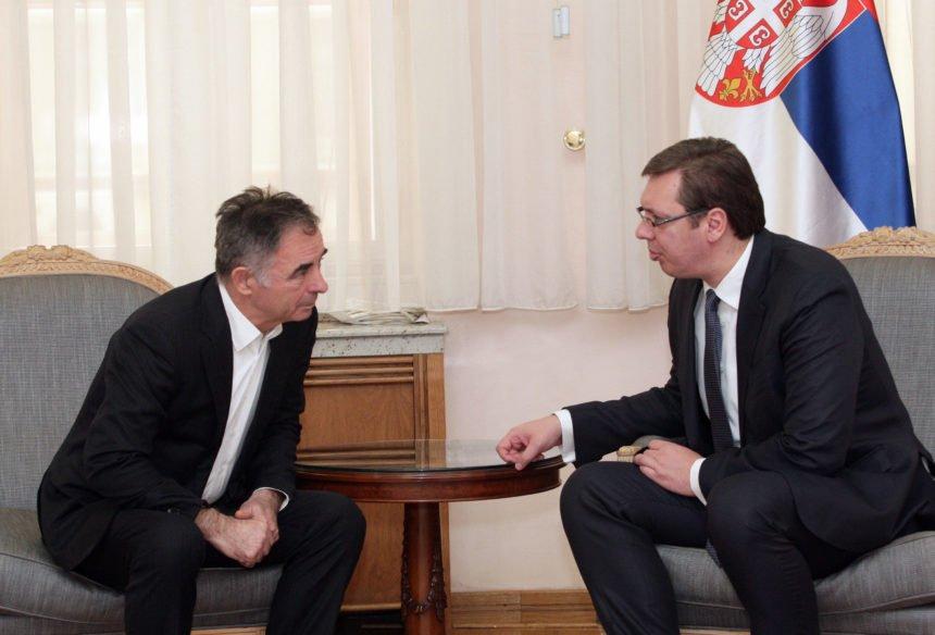 Vučić poručio Miloševiću i Pupovcu: Neću vas optužiti za izdaju ako odete na proslavu Oluje