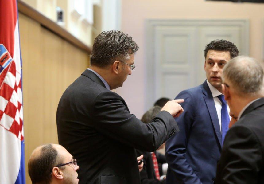 I Božo Petrov dao košaricu premijeru: Plenković ne želi konstruktivni sastanak s cijelom oporbom