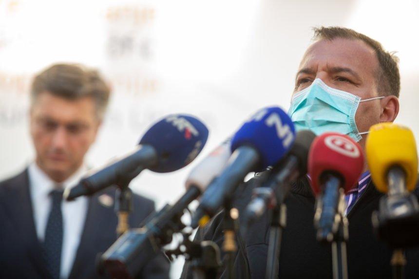 Je li ministar Beroš obmanuo javnost: Zaražen odvjetnik kojemu je pjevala Nina Bardić