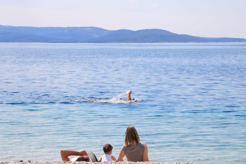 Katastrofa u Dalmaciji: Makarska rivijera zjapi prazna