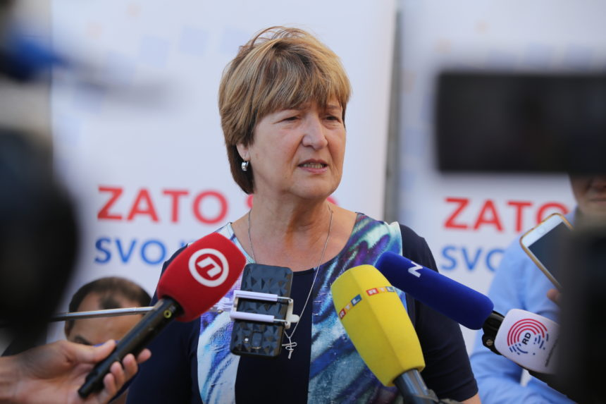 Što je Ruža Tomašić rekla o koaliciji s HDZ-om: Može li Andrej Plenković ostati premijer?
