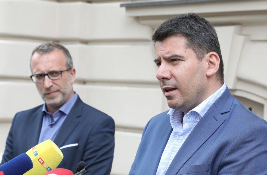 Grmoja tvrdi da Beroš podlo priprema praćenje građana i poručuje: Božinović je prokušani komunistički kadar