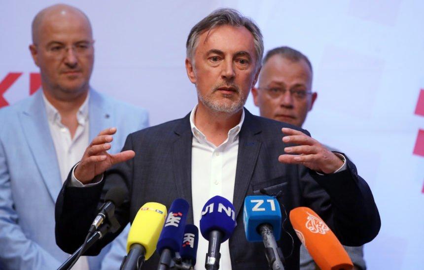 Škoro o novoj Plenkovićevoj Vladi: Rekli su da će koalirati sa strankama istih svjetonazora. A SDSS je osnovao ratni zločinac Hadžić