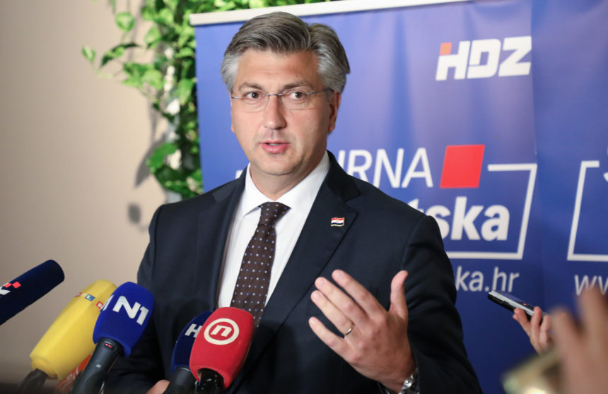 Plenković i dalje tvrdi da ništa nije znao o istrazi: Milanović je nervozan i egzaltiran