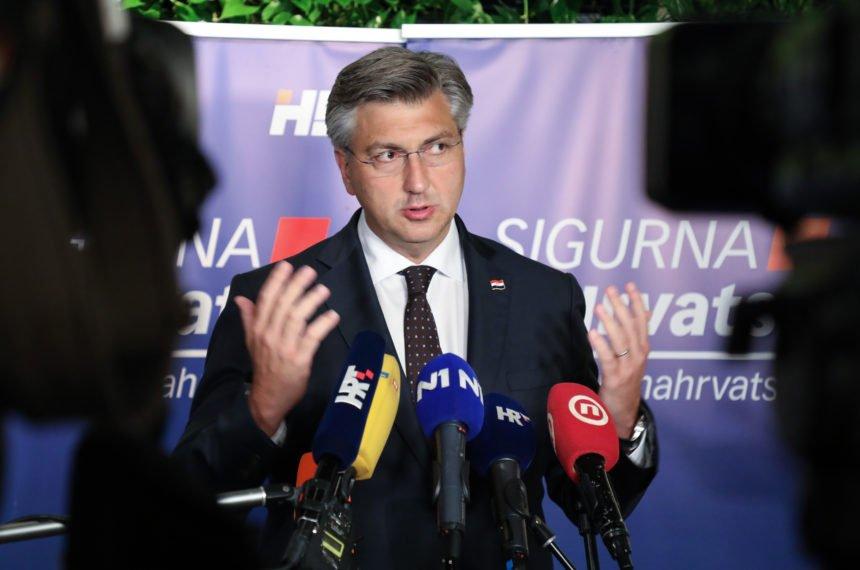 Plenković skrivao od javnosti da je bio u bolnici zbog korone: Je li imao upalu pluća?