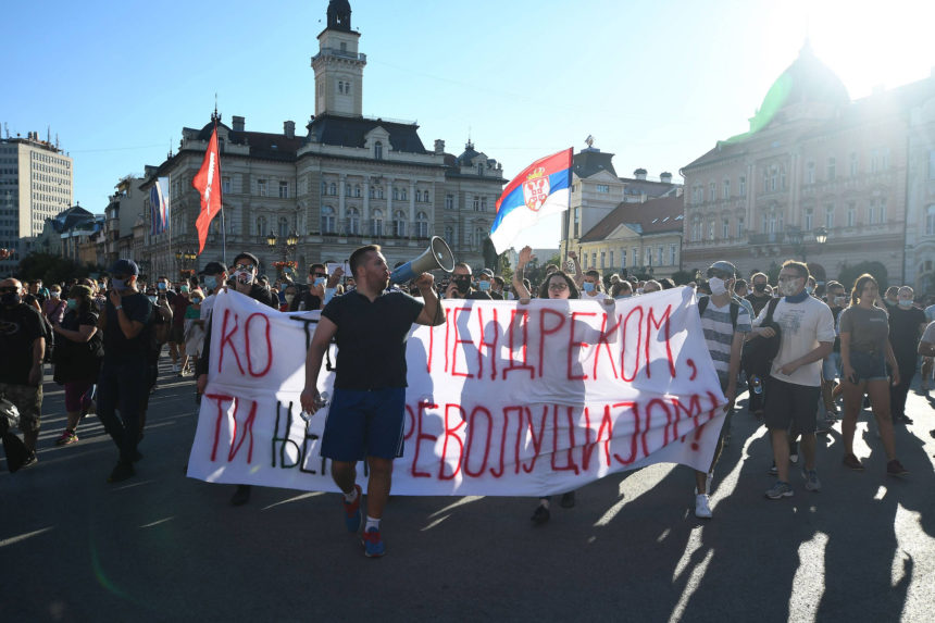 Srpski analitičar otkriva što se događa u Srbiji: Je li Vučić u opasnosti?