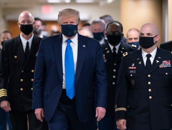Drama u Bijeloj kući: Trump izvijestio novinare da su pripadnici tajne službe upucali naoružanog muškarca