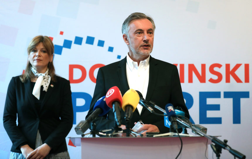 Miroslav Škoro odgovorio na pitanje podržava li istupe Karoline Vidović Krišto