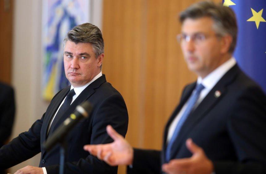 Milanović poslao poruku Plenkoviću: S četnicima znaš na čemu si, a Yutel je nešto drugo