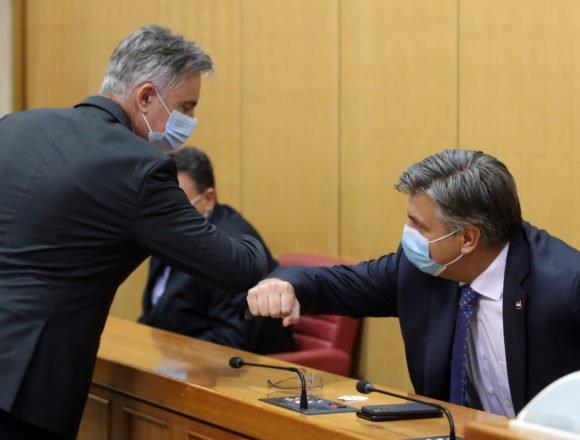 Škoro objasnio zašto neće glasati za Zlatu Đurđević pa kritizirao Plenkovića: Puno lakše pronalazi zajednički jezik s ljevicom