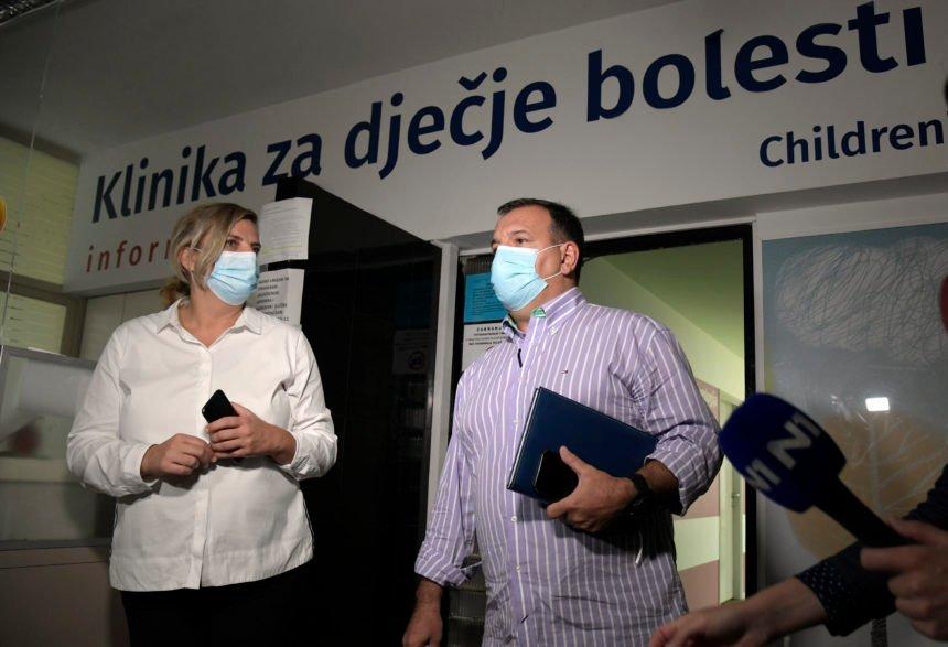 Dječja bolnica u Klaićevoj ponovno poplavljena: Zašto još uvijek postoji veliki otpor prema novoj lokaciji?