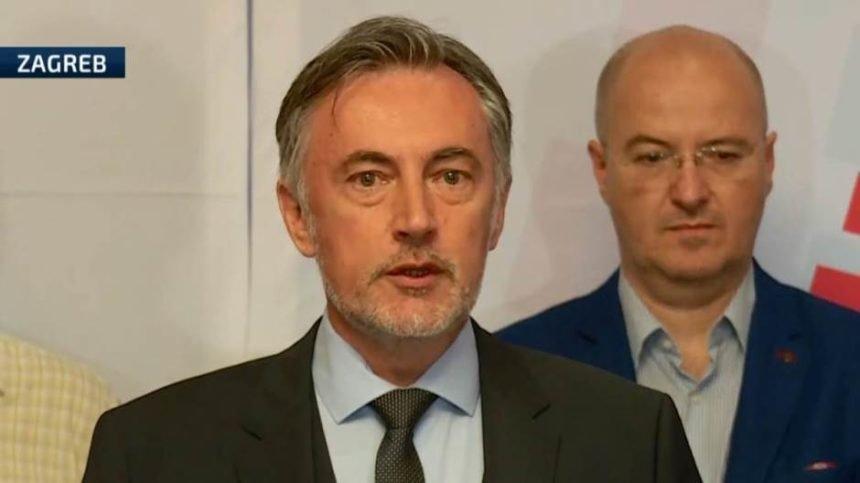 """Škoro upozorio na """"veliku koaliciju"""" Bačića i Bauka: Oni se protive promjeni izbornog zakona"""