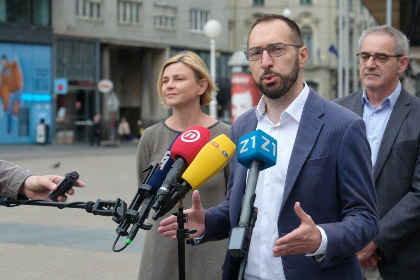 Zašto Sandra Benčić nije jasno rekla da je Emil Tedeschi obilno financirao zakladu Solidarna