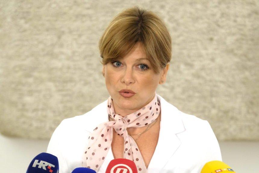 Karolina Vidović Krišto piše Božinoviću i Plenkoviću: Tko je pustio na slobodu čovjeka s međunarodne tjeralice
