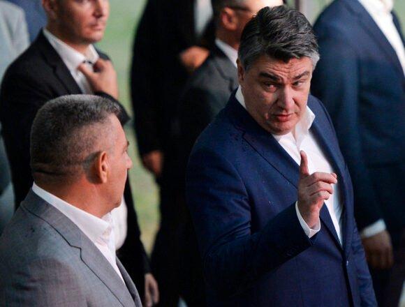 Milanović podijelio odlikovanja, a Gotovina poslao poruku: Puno je vremena prošlo od rata, ali nikad nije kasno učiniti dobro