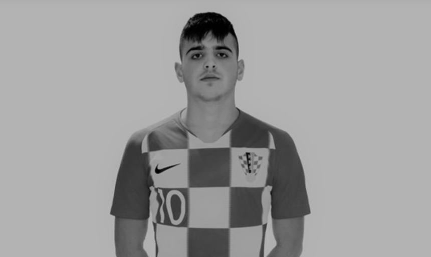 Mladi hrvatski nogometaš poginuo u stravičnoj nesreći