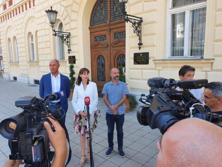 Vučemilović otkrila zašto su građani Osijeka i danas u karanteni: Krivci su gradonačelnik Vrkić i župan Anušić