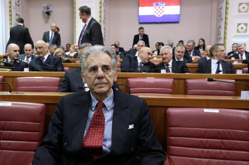 Preminuo Žarko Domljan, prvi predsjednik Hrvatskog sabora