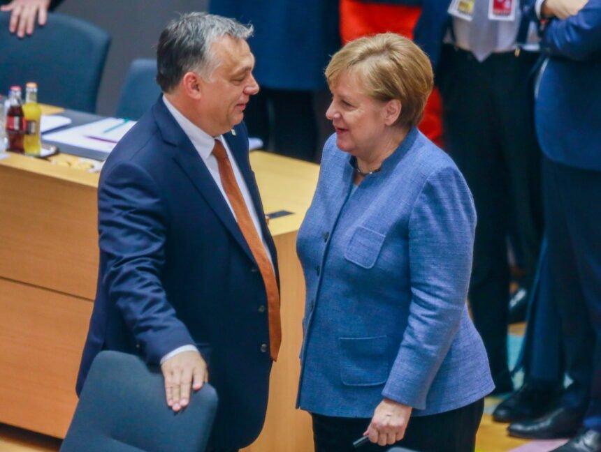 Višegradska skupina protiv Angele Merkel: Orban ima rješenje za ilegalne migrante