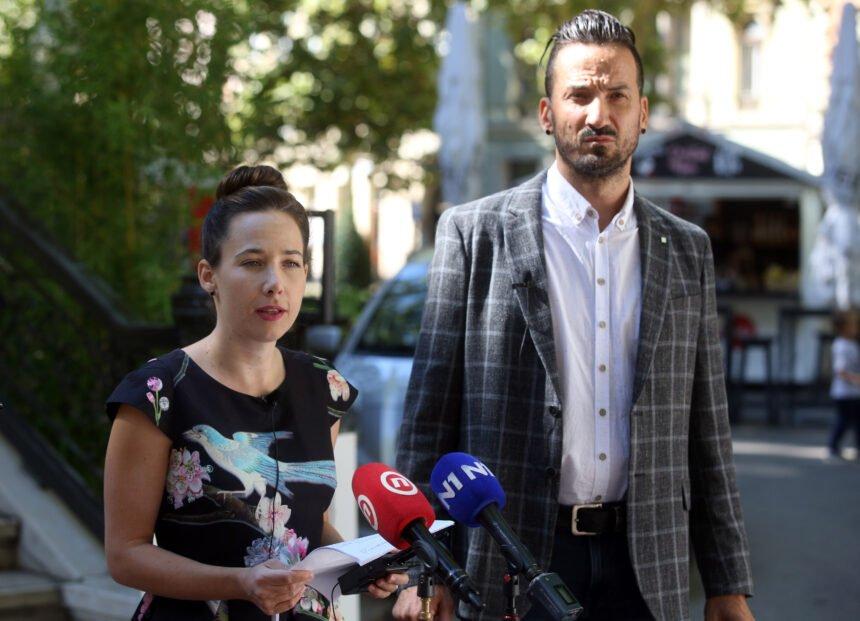 Marija Selak Raspudić i Marin Miletić stali u obranu influencera: Oni nisu neradnici