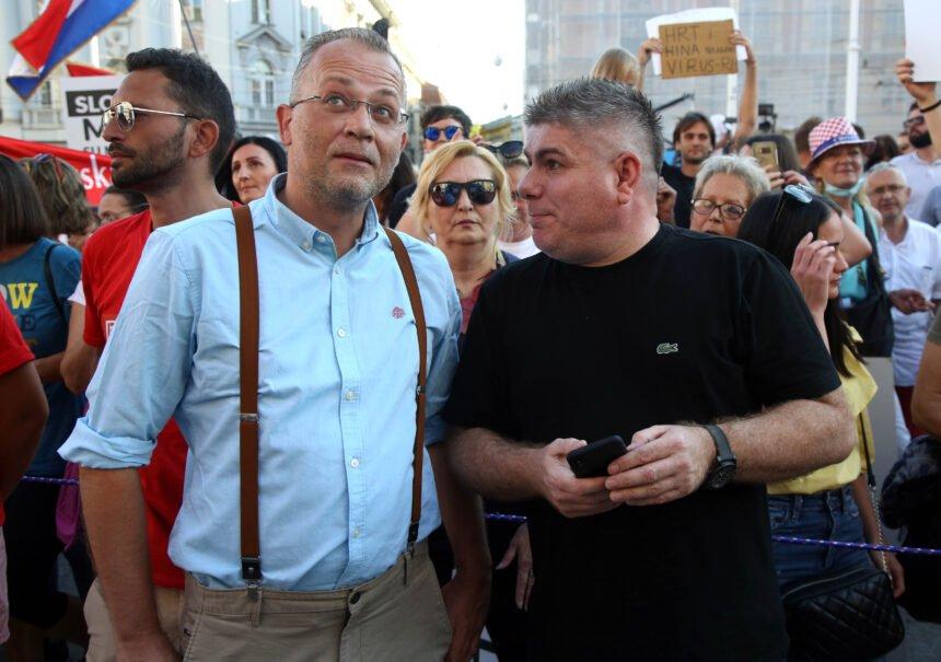 RTL optužio Bujanca da je Hitnu pomoć zalijevao vodom: Evo njegovog odgovora