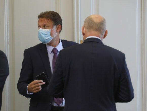 Lukavi Jandroković  nije ništa obećao Stieru i Kovaču: Hoće li Plenkovićevi izazivači u diplomaciju