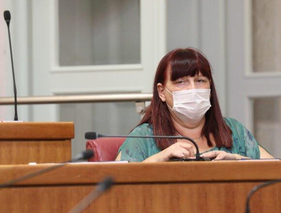HDZ-ovka Maja Grba Bujević odgovorila liječnicima koji su je prozvali: Nemam se potrebu promovirati i prikupljati političke poene