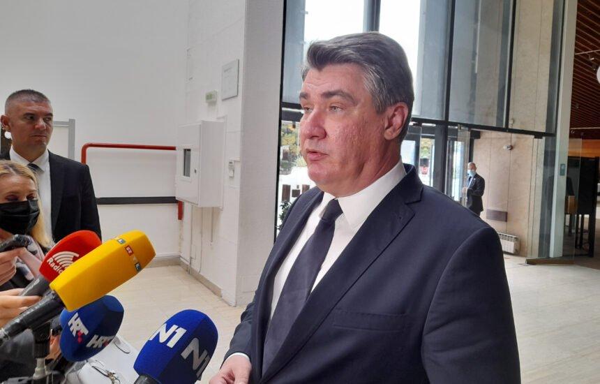 Milanović i dalje brani neobranjivo: Zašto ne prizna da njemu i Plenkovićevim ministrima nije mjesto u opskurnom klubu