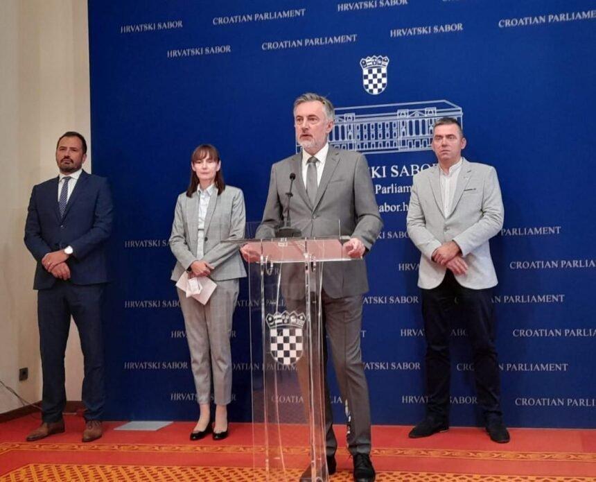 Škoro sumnja da su Terezija Majić i Lovro Kuščević ukrali narodu izborni zakon: Traži ponovno prebrojavanje potpisa