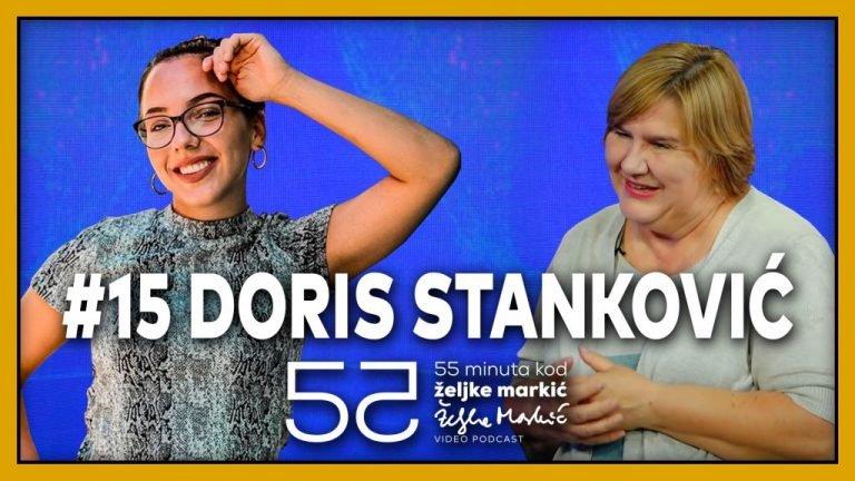 Mlada influencerica Doris gostovala kod Željke Markić: Matanić me nazvao spodobom, a može mi biti otac