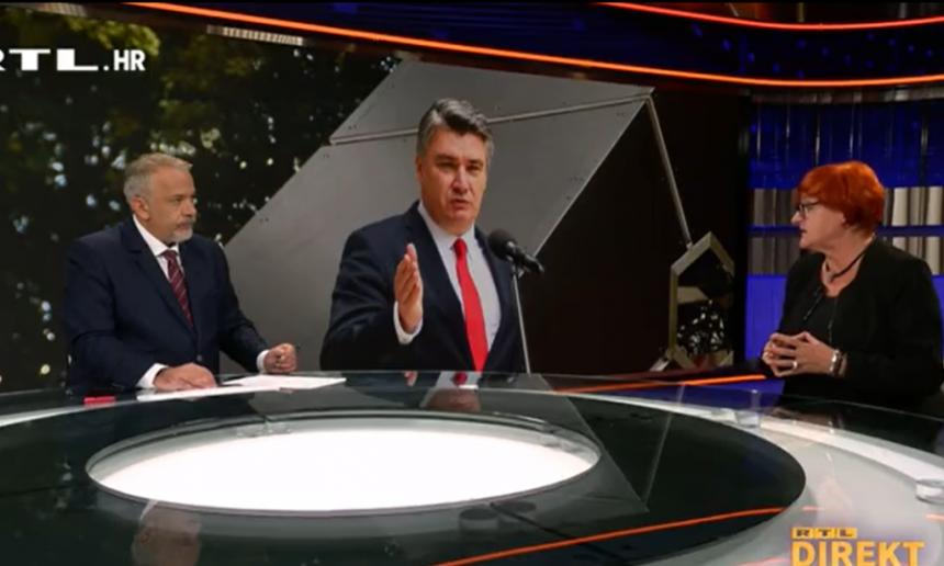 Sukob s Milanovićem: Rada Borić otkrila da je njezin prvi izbor bila ekstremna ljevičarka Katarina Peović