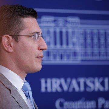Božo Petrov odlučio: Zvonimir Troskot je Mostov kandidat za gradonačelnika Zagreba