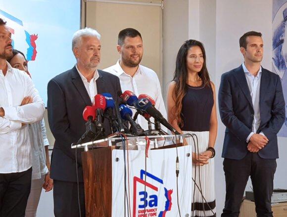 Crnogorski mandatar Krivokapić ne želi prosrpske ekstremiste u svojoj vladi: Hoće li imati većinu?