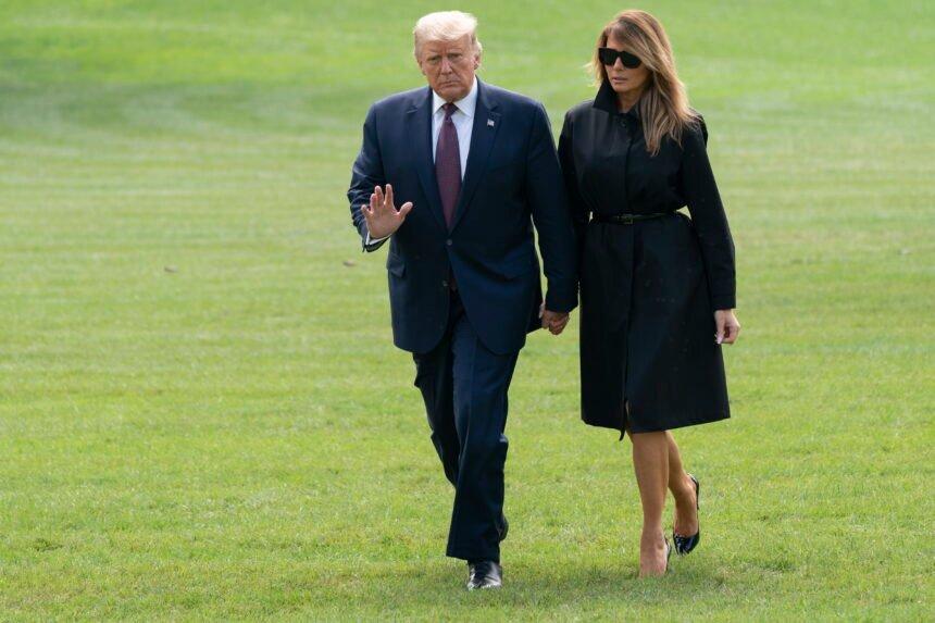 Melania i Donald Trump pozitivni na koronu: Odlaze u karantenu