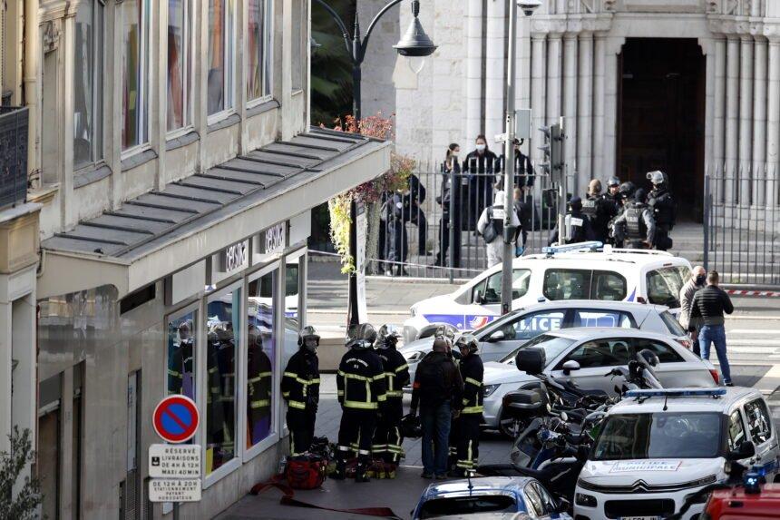 Novi teroristički napad u Francuskoj: Troje ljudi ubijeno u crkvi