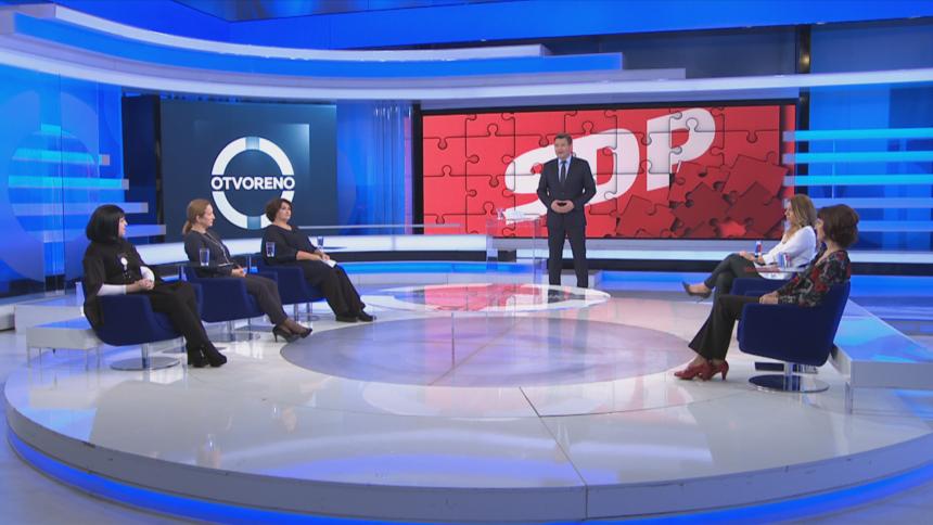 """Karmine za SDP u Otvorenom: Aleksandra Kolarić """"pokopala"""" svoju bivšu stranku"""
