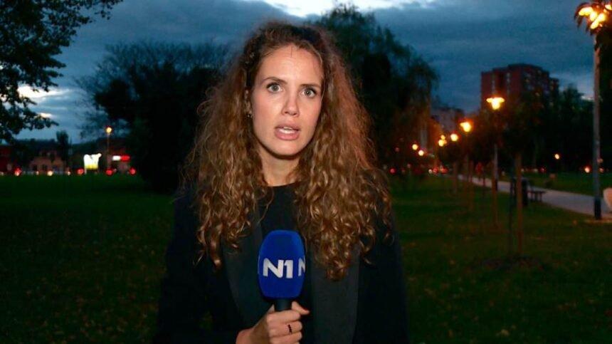 Novinarka Matea Dominiković opisala dramatično iskustvo: Doberman je bio spreman