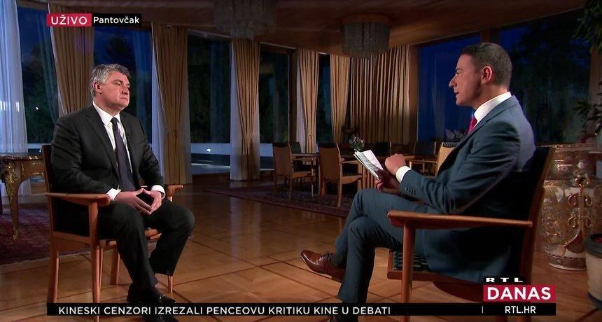 """Predsjednik Milanović bez milosti: Puhovski je nedostojna osoba, a """"Kolega"""" Šeks je dželat hrvatskog pravosuđa"""